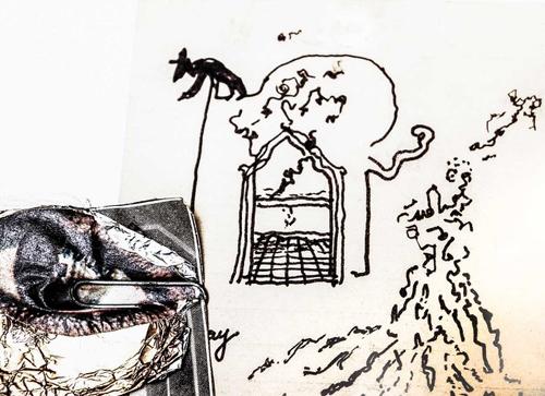 Diarmuid Boyd sketch