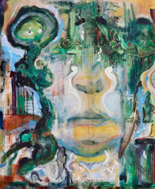 Green Warrior Goddess